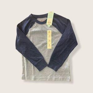 4/$25🌸 Cat & Jack Boys Long Sleeve Raglan T-Shirt